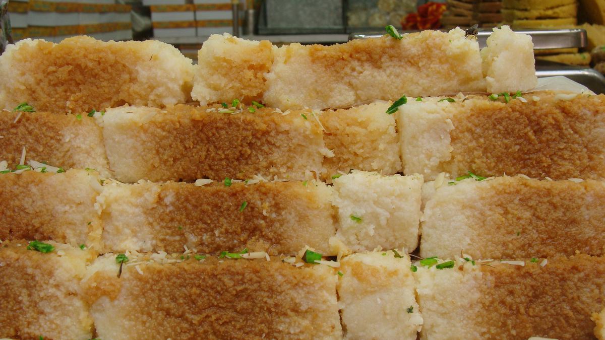 Milk Cake | maharaja Indian sweets slough